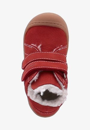 IRU - Touch-strap shoes - rot