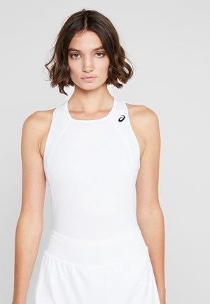 CLUB - Treningsskjorter - brilliant white