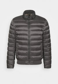 CIRCUIT JACKET - Down jacket - dark granite grey
