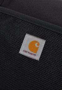Carhartt WIP - WRIGHT DUFFLE BAG - Sports bag - black - 4