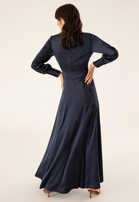 IVY & OAK - DRESS LONG SLEEVE - Galajurk - dark blue - 2