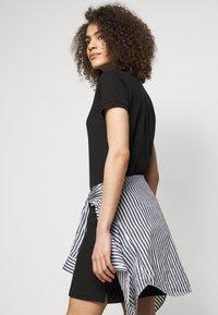 Polo Ralph Lauren - BASIC - Day dress - black - 3