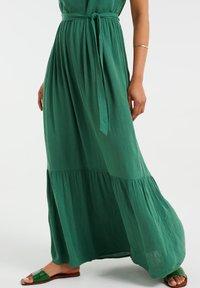 WE Fashion - Maxi dress - green - 3