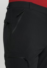 Columbia - TRIPLE CANYON PANT - Outdoor trousers - black - 5