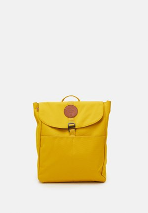 GREEN LABEL BACKPACK ADVENTURE SET - Rucksack - lemon curry