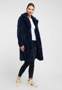 taddy - Winter coat - blue - 0