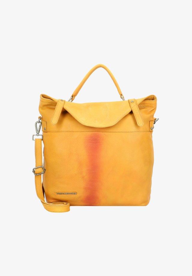 Across body bag - mustard