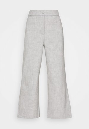 DURAN TROUSER - Bukse - grey