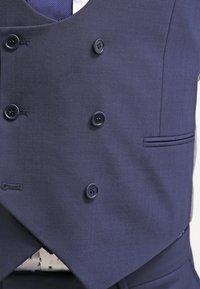 Noose & Monkey - ELLROY - Suit waistcoat - navy - 4