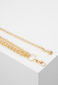 Gina Tricot - JANE CHAIN BELT JULI - Waist belt - gold-coloured - 2