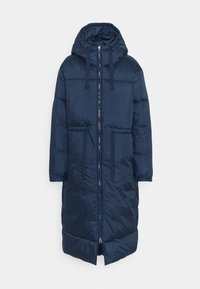 Weekday - ALLY LONG PUFFER - Winter coat - navy - 3