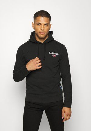 ICE - Kapuzenpullover - black
