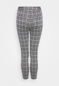 Even&Odd Tall - Leggings - Trousers - black  white - 1