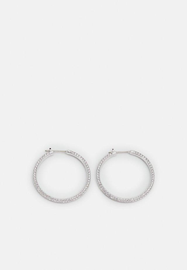 HOOP - Oorbellen - silver-coloured