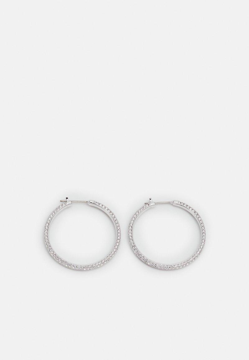 Swarovski - HOOP - Boucles d'oreilles - silver-coloured