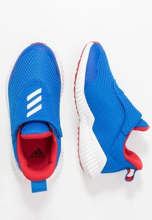 FORTARUN - Chaussures de running neutres - glow blue/footwear white/scarlet