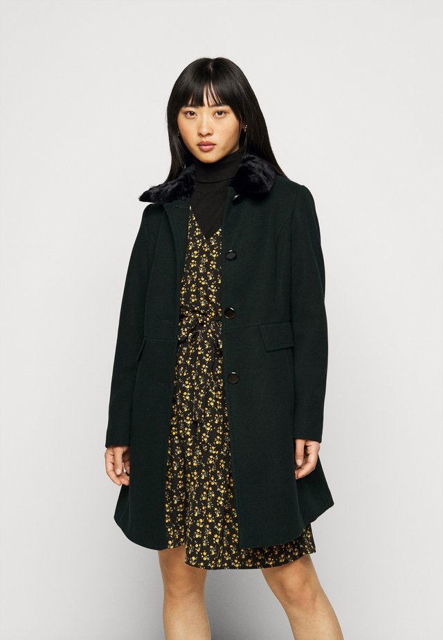 DOLLY COAT   - Kåpe / frakk - green