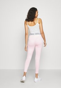 SIKSILK - ATHLETE TRACK PANTS - Legíny - pink - 3