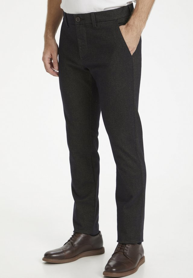 Pantalones - dark brown
