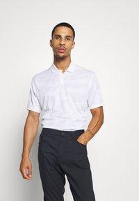 Nike Golf - DRY VAPOR - Funkční triko - white/white - 0