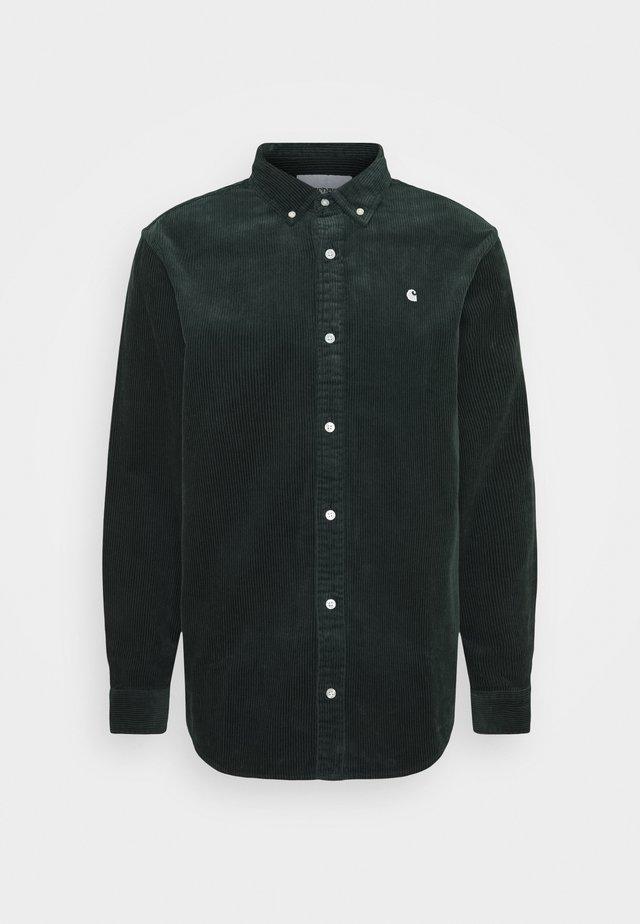 MADISON  - Overhemd - dark teal / wax