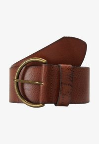 Benetton - BELT - Waist belt - tan - 3