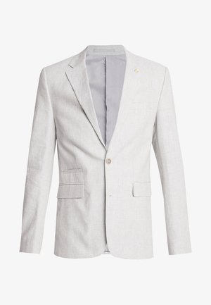 POW CHECK BLAZER - Kavaj - grey