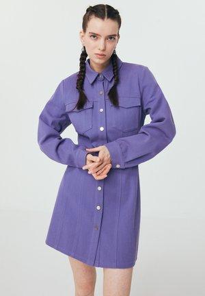 CUT - Shirt dress - purple