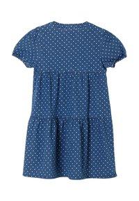 s.Oliver - Denim dress - blue dots - 2