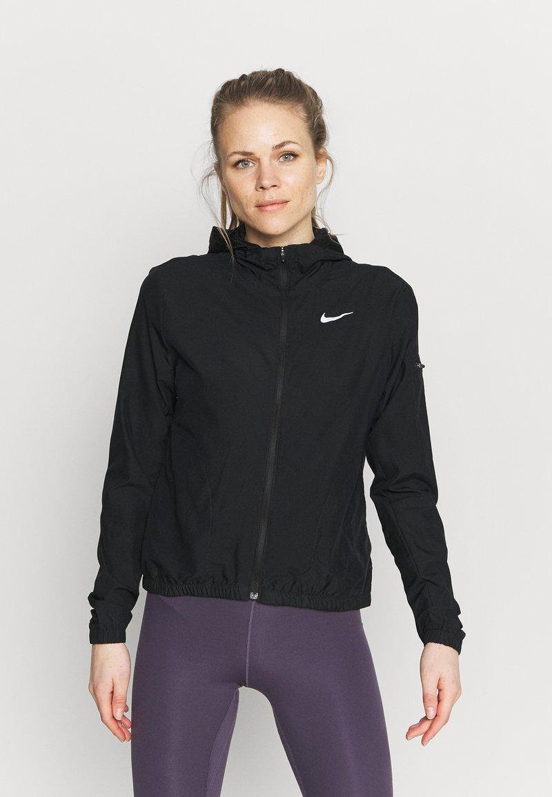 Nike Performance - Laufjacke - black