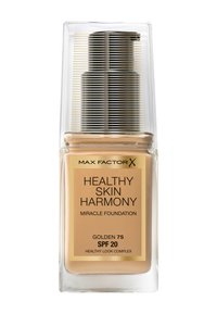 Max Factor - HEALTHY SKIN HARMONY MIRACLE FOUNDATION - Foundation - 75 golden - 1