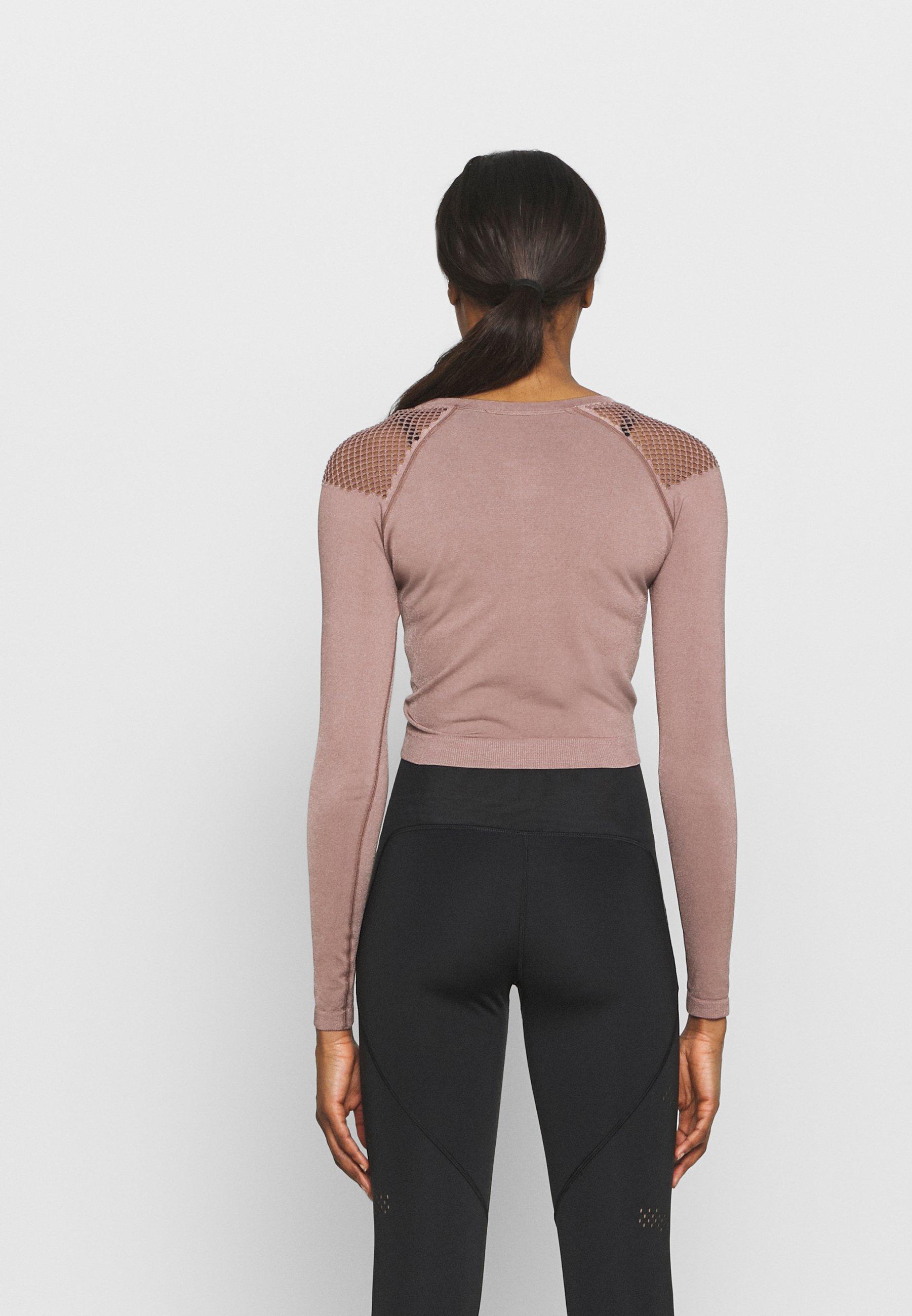 Femme ONPJABRIL SHORT - T-shirt à manches longues