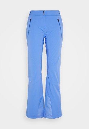 WOMEN FORMULA PANTS - Ski- & snowboardbukser - periwinkle blue