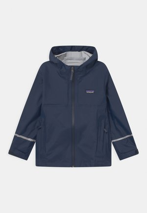 Hardshell jacket - new navy