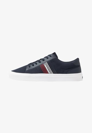 LIGHTWEIGHT STRIPES - Baskets basses - blue