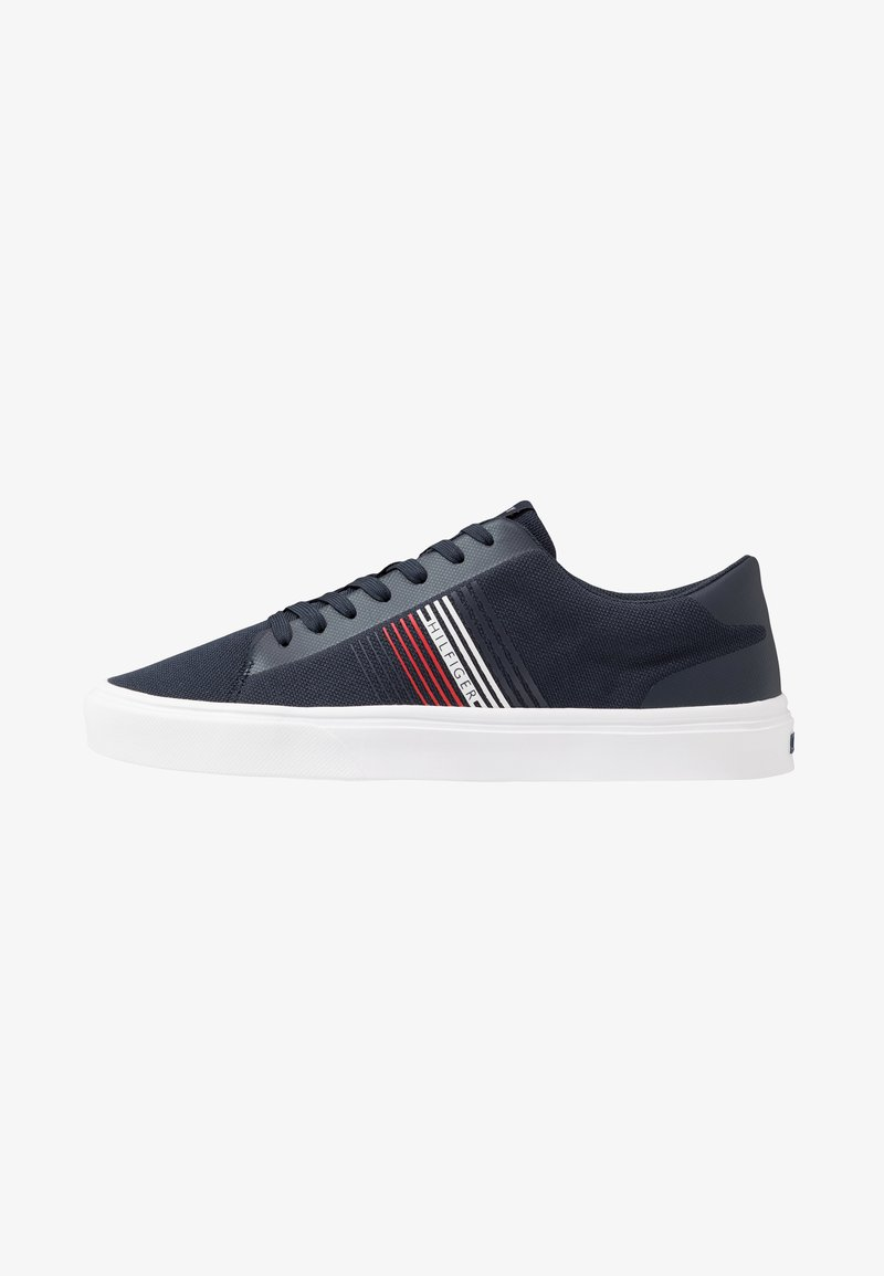 Tommy Hilfiger - LIGHTWEIGHT STRIPES - Zapatillas - blue