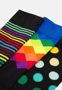 Happy Socks - 3-PACK CLASSIC SOCKS GIFT SET UNISEX - Socks - multi - 3