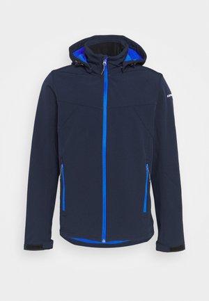 BRIMFIELD - Soft shell jacket - blue
