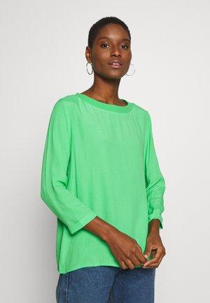 Blouse - light green