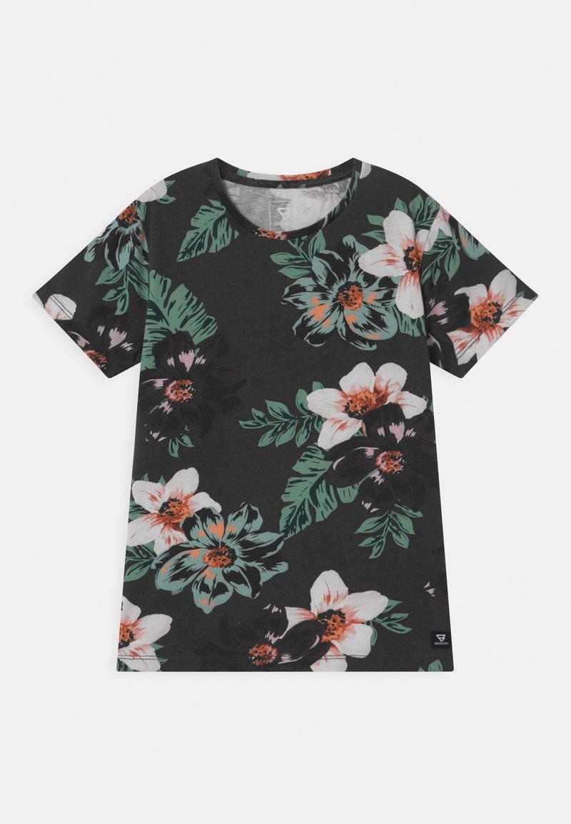 Brunotti - JASON - Print T-shirt - titanium