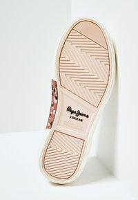 Pepe Jeans - KENTON CLASSIC - Zapatos con cordones - blanco - 4