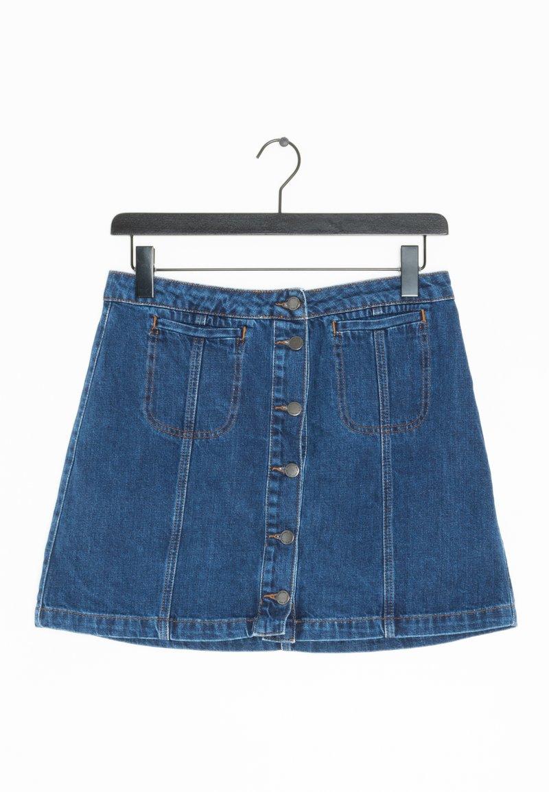 Topshop - Spódnica trapezowa - blue