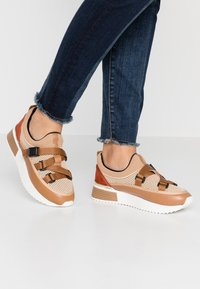 River Island - Loafers - nude - 0