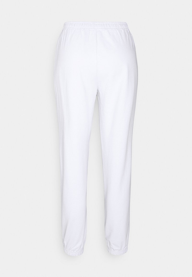 Even&Odd Petite - Tracksuit bottoms - white