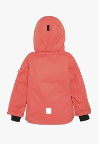 Reima - FROST - Snowboard jacket - bright salmon - 1