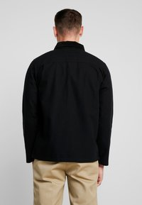 Vans - DRILL CHORE COAT - Summer jacket - black - 2