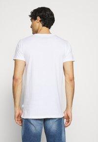 Kronstadt - ELON  3PACK - T-shirt basique - navy/white/black - 2