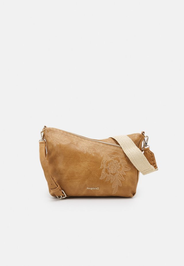 LYRICS HARRY MINI - Sac bandoulière - camel