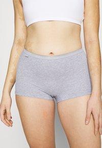 Sloggi - BASIC SHORT - Pants - grey - 0
