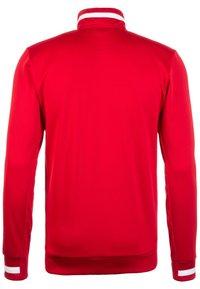 adidas Performance - TEAM 19 - Zip-up hoodie - red - 1